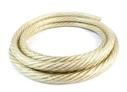 AUDIOPIPE 0 GAUGE SILVER POWER GROUND WIRE CABLE CAR AUDIO 1