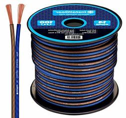InstallGear 14 Gauge AWG 100ft Speaker Wire True Spec and So