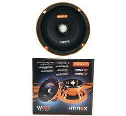 "1x 6.5"" Midrange Pro Car Audio Speaker Bullet 200 Watts 4 Oh"