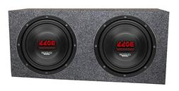 "2) Boss CH10DVC 10"" 3000W Car Subwoofers Subs Woofers 4 Ohm+"