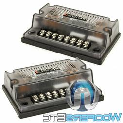 2 MB QUART CROSSOVERS DXD216 FOR CAR COMPONENT SPEAKERS TWEE