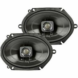 "-2- Polk Audio DB+ 6x8"" 2-Way Speakers Car / Marine / UTV /"