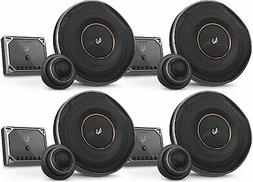 "INFINITY REF-6520CX 6.5"" 270 Watts COMPONENT CAR SPEAKER SY"