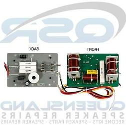 2-Way Crossover, 250W rms, 1.8 KHz – Suitable for JBL JRX