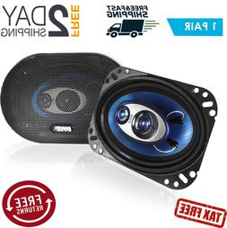 "Pyle 3 Way Sound Speaker System for Car Component Stereo 4""x"