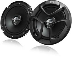 "JVC 300W 6.5"" CS Series 2-Way Coaxial Car Audio Speakers Pai"