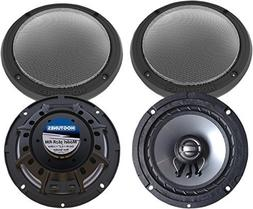 """Hogtunes 362R-RM 6.5"""" Rear Speakers for 2014 & newer Harley-"""