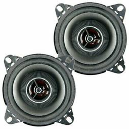4 car audio stereo speakers coaxial 2
