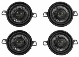 "American Bass SQ 3.5"" 40w RMS Car Audio Speakers with Neo S"