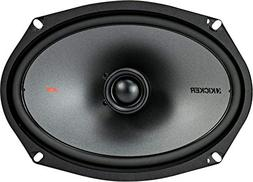 "Kicker - 6""x9"" 3-Way Car Speakers with Polypropylene Cones"