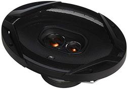 """JBL - 6""""X9"""" 3-Way Car Speakers with Polypropylene Cones   Bl"""