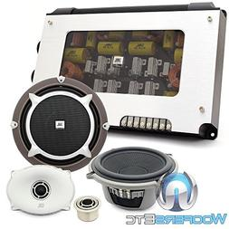 """JBL 660GTi 6-1/2"""" 2-way Component Speakers System"""