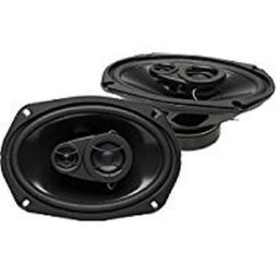 "Powerbass S-6903 6x9"" 3-Way OEM Replacement Speakers"
