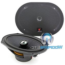 "690CA1 - Focal 6 x 9"" Access Coaxial Speakers with Grills"