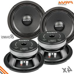 "PRV Audio 6MB200 6-1/2"" Midbass Speaker 8 Ohm"