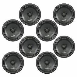 """Audiopipe 8"""" 250W Low Mid Frequency Midwoofer Car Audio Loud"""