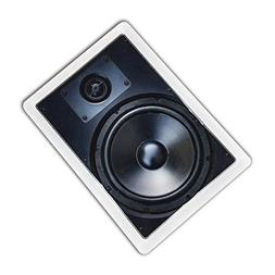 """CT Sounds In-Wall Surround Sound 6.5"""" 2-Way Home Theater Wea"""