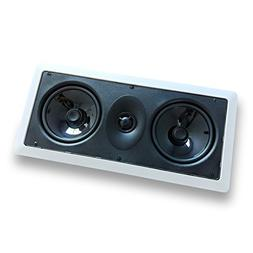"""CT Sounds in-Wall Surround Sound 5.25"""" LCR  Home Theater Wea"""