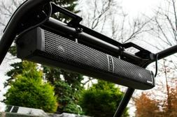 Hifonics - Thor Powersports 2.0-channel Soundbar With Digita