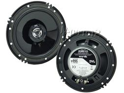 """Jvc - 6-1/2"""" 2-way Car Speakers With Carbon Mica Cones  - Bl"""