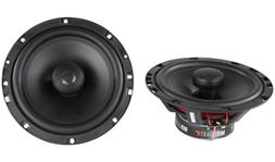 "Mb Quart - Discus 6.5"" 2-way Car Speakers With Mica-filled P"