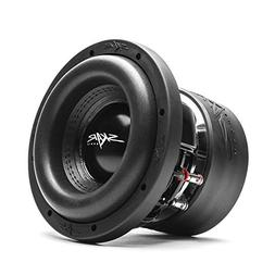 "Skar Audio ZVX-8 D4 8"" 900 Watt Dual 4 Ohm SPL Car Subwoofer"