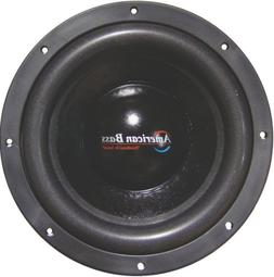 New American Bass Xr12D4 2400 Watt 12 Inch Dual 4 Ohm Subwoo