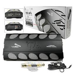 Audiopipe APCLE 15001D 1500 Watt Mono Class D Car Audio Ampl