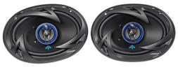 Autotek ATS693 ATS 3-Way Full Range Speaker, 6 x 9-Inch, Set