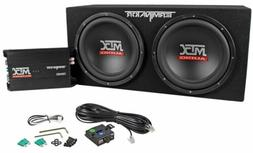 audio tnp212d2 terminator power subwoofer