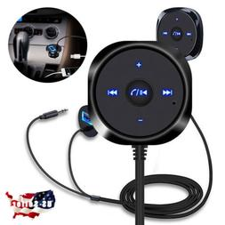 AUX-in Bluetooth Wireless Receiver Adapter Dongle for Car St