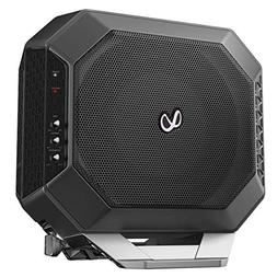 """Infinity Basslink DC 10"""" Compact Powered Subwoofer System"""