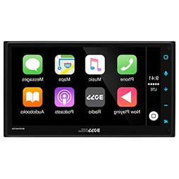 Boss Audio BVCP9675A Double Din, Apple CarPlay, Android Auto