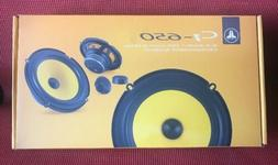 "JL Audio C1-650 6-1/2"" 2-Way Component Car Audio Speakers"