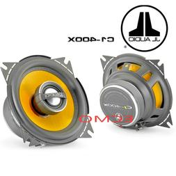 "JL Audio C1-400x C1 Series 4"" 2-Way Coaxial Car Audio Speake"