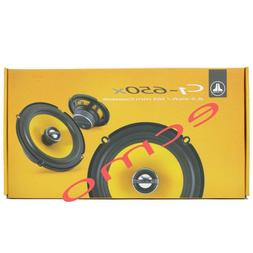 "JL Audio C1-650x C1 Series 6-1/2"" 2-Way Coaxial Car Audio Sp"