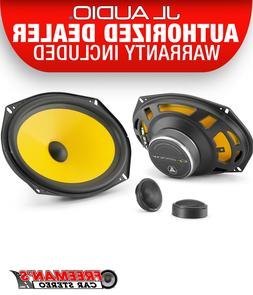 "JL Audio C1-690 6"" X 9"" 2-Way Component Car Audio Speakers"