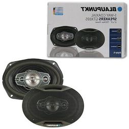 "NEW BLAUPUNKT GTX690 6"" x 9"" 4-WAY COAXIAL CAR DOOR SPEAKERS"