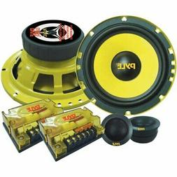 Car Audio Package Component System Bass Speakers Kit 6 5Inch