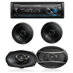 Pioneer Car Stereo Digital Media Receiver with Bluetooth USB