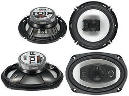 CHAOS EXXTREME R94 Speaker - 300 W RMS - 4-way - 2 Pack