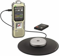 Philips DVT8000 Digital Voice Tracer for Conversation Record