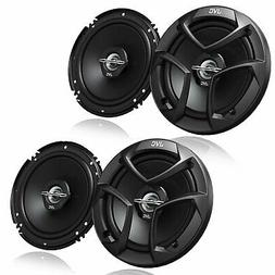"JVC CS-J620 6.5"" 300W 2-Way CS Series Coaxial Car Audio Sp"