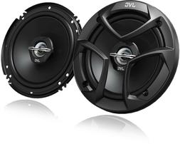 JVC CS-J620 6.5'' 300W CS Series 2-Way Coaxial Car Speakers,