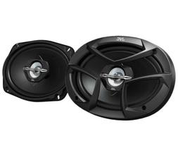 JVC CS-J6930 Series 6X9 INCHES 3-Way 400W Coaxial Car Speake