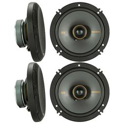 Kicker CS speaker package - Two pairs of Kicker CS Series 6-