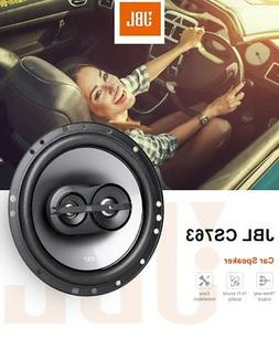 JBL CS763 Pair of 6.5 inch 45 - 135W Coaxial Three-way Car S
