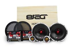 "DS18 DELUXE2C – DELUXE 6.5"" 2-Way Component Car Audio So"