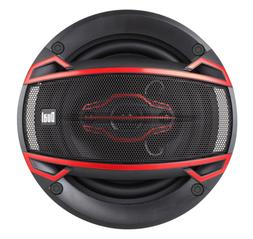 Dual Electronics DLS524 4-Way 5 ¼ inch Car Speakers with 12
