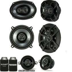 Kicker for Dodge Ram 2002-2011 Truck Speaker Bundle 43CSC693